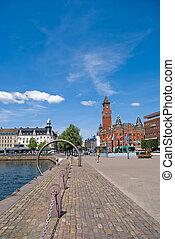Helsingborg main street