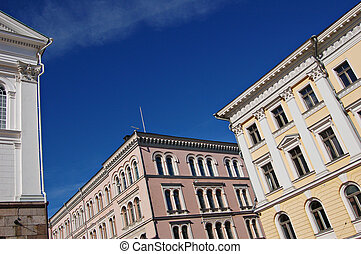 Helsinki buildings