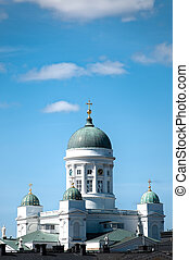 Helsinki cathedral (Finland)