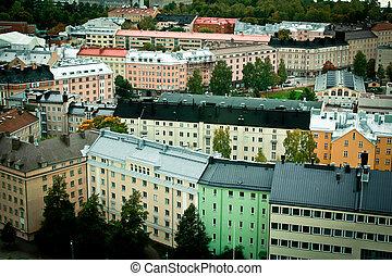 Helsinki houses
