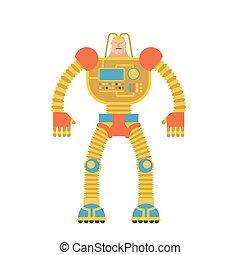 21d71403330b hely, megszálló, katona, cyborg, robot emberi külsővel, alapján, future.