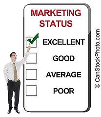 helyzet, marketing
