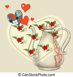 hemlighet, dryck, kärlek