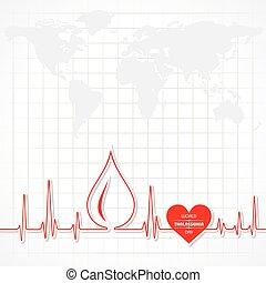 hemoglobin, thalassemia, year., var karakteristisk för, ...