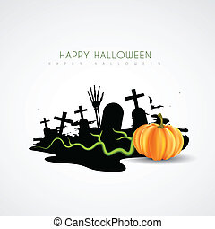 hemsökt av spöken, halloween, design
