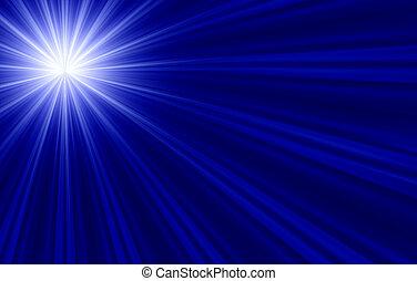hen imod, den, lys