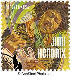 hendrix, estados, unido, américa, -, 2014:, jimi, ...