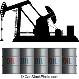 hengerek, mező, olaj
