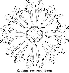 henna, design, mode