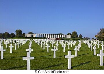 Henri-Chapelle Cemetery & Memorial