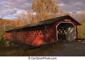 Henry Bridge, Bennington, Vermont