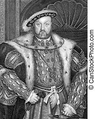 Henry VIII King of England - Henry VIII (1491-1547) on...