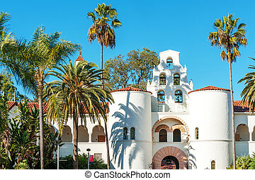 Hepner Hall building
