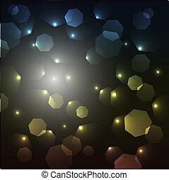 heptagon, 抽象概念
