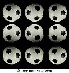 herék, futball