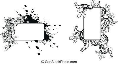 heraldic coat of arms copyspace1