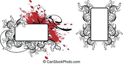 heraldic coat of arms copyspace2