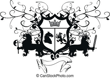 heraldic coat of arms6