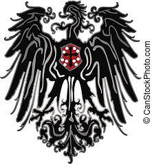 heraldic crest
