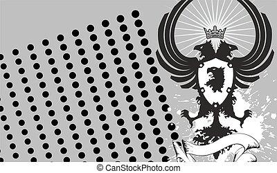 heraldic eagle coat of arms crest6