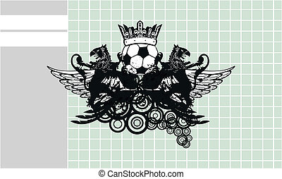 heraldic shield coat of arms fut2
