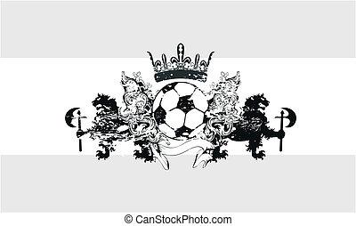 heraldic shield coat of arms fut5