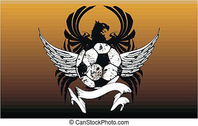 heraldic shield coat of arms fut8