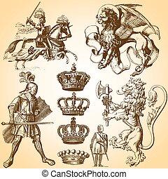 heraldik, kunst