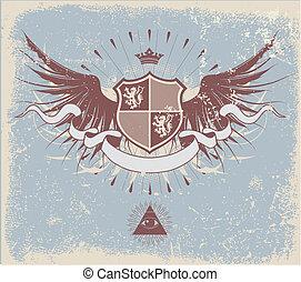 heraldisch, schild