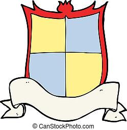 heraldry cartoon