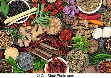 Herb and Spice Seasoning