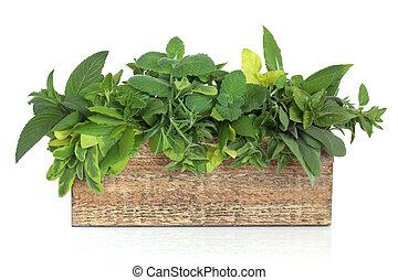 Herb Leaf Mixture