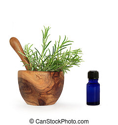 Herb Rosemary Essential Oil