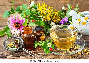 herbal čaj