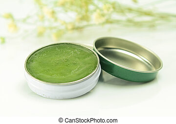 herbal balm, use for relieve cold symptoms