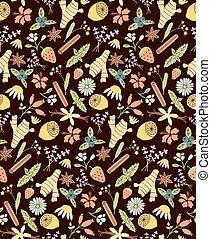 herbal ingredients dark pattern