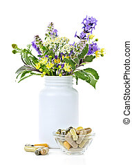 Herbal medicine and plants