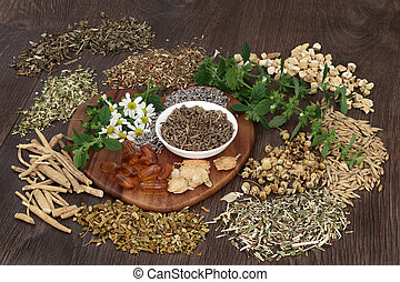 Herbal Medicine for Anxiety and Sleeping Disorders