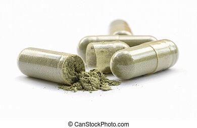 Herbal medicine.