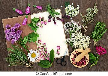 Herbal Medicine Preparation