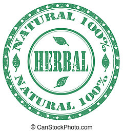 herbal-stamp