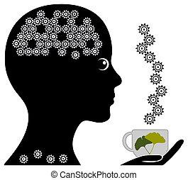 Herbal Tea for Memory
