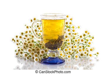 herbata, chamomile