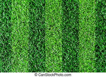 herbe, artificiel