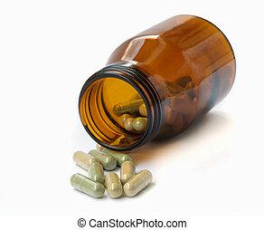 herbier, medicine.