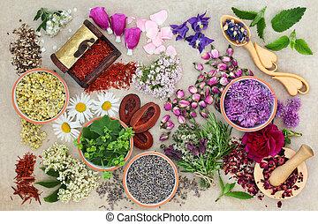 Herbs for Alternative Herbal Medicine