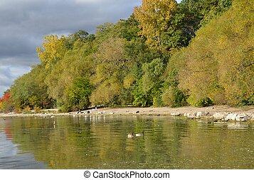 herbst, lakeshore