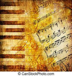 herbst, weinlese, melodie