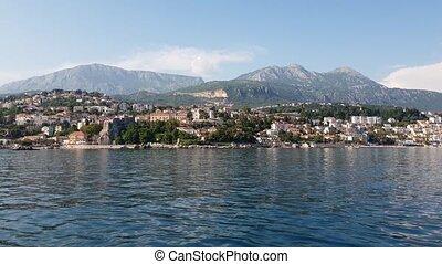 Herceg Novi ancient town in Kotor bay in Montenegro - Herceg...