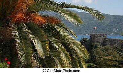 Herceg Novi Old Town, Montenegro, Adriatic sea